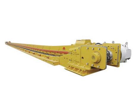 三一SGZ764/400刮板输送机