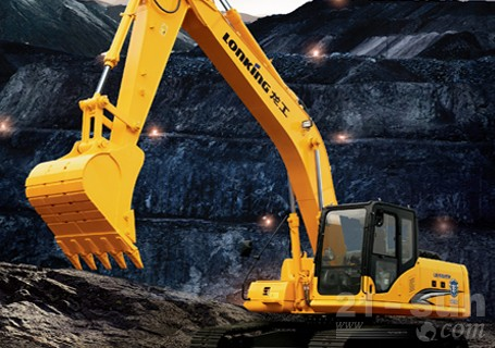 龙工LG6225H挖掘机