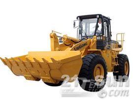 柳工CLG855N轮式装载机