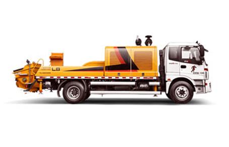 雷萨重机BJ5123THB-9015车载泵