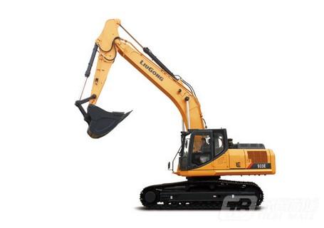 柳工CLG933E(国三)挖掘机