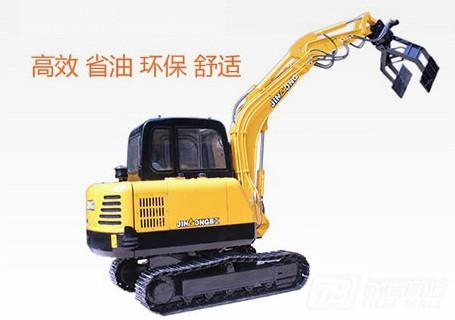 晋工JGM906夹砖机