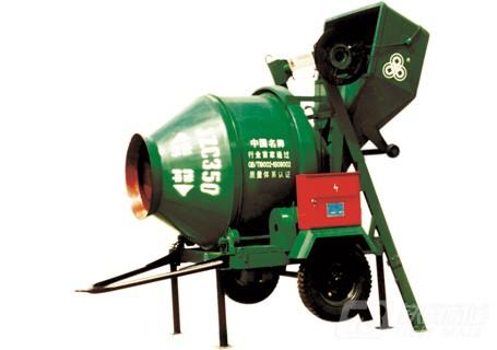 方圆集团JZC350搅拌机图片