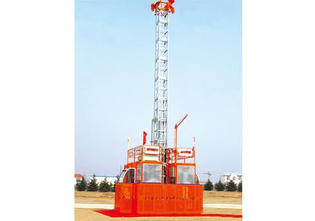 方圆集团SC200/200施工升降机