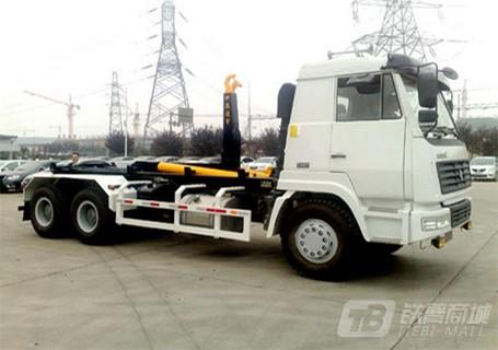 凌宇汽车CLY5256ZXX车厢可卸式垃圾车