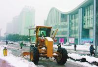 卡特彼勒基金会宣布捐助中国防雪减灾