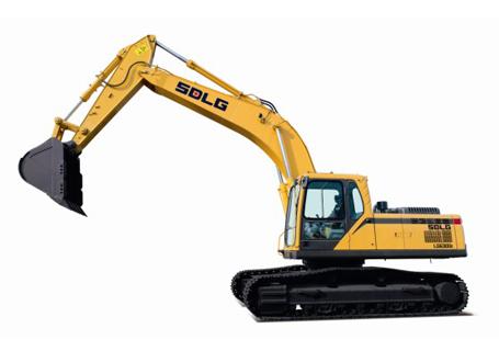 山东临工LG6300E挖掘机