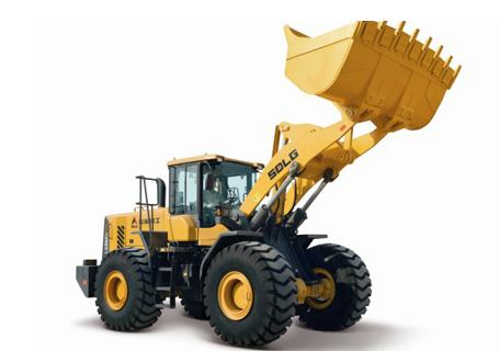 山东临工L968F轮式装载机