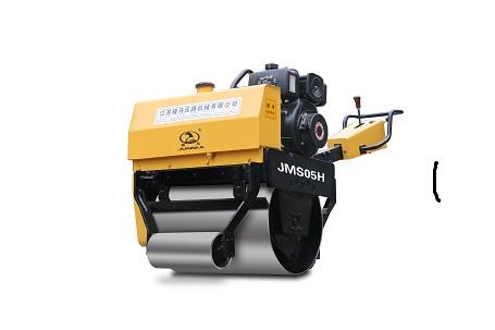 骏马JMS05H单钢轮压路机