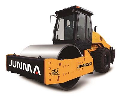 骏马JM622/JM622A JM626A 单钢轮振动压路机