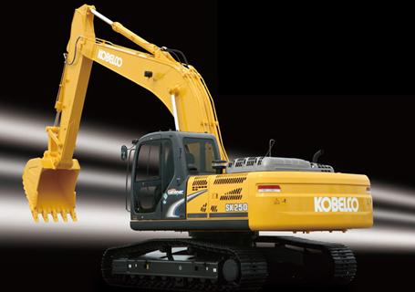 原装神钢SK250-8挖掘机