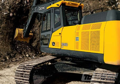 约翰迪尔E360LC挖掘机
