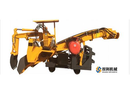双利机械GYGWF-80煤矿用挖掘式装载机图片