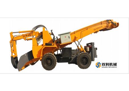 双利机械YTW-60B矿山用挖掘式装载机