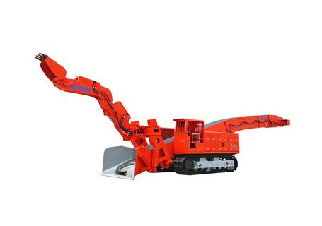鑫通机械ZWY-180/79L斜坡用履带式扒渣机图片