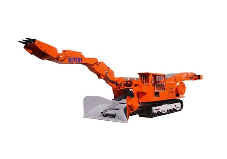鑫通机械ZWY-150/55L斜坡用履带式扒渣机