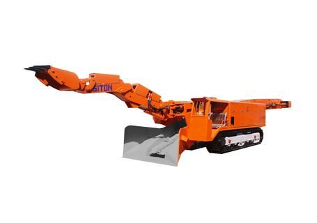 鑫通机械ZWY-100/45L斜坡用履带式扒渣机