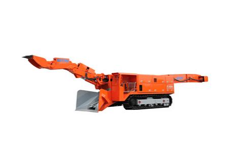 鑫通机械ZWY-80/45L斜坡用履带式扒渣机