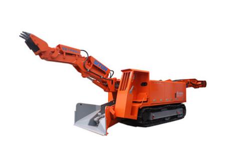 鑫通机械ZWY-60/30L斜坡用履带式扒渣机