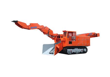 鑫通机械ZWY-150/55L平巷用履带式扒渣机