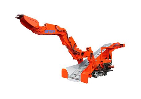 鑫通机械ZWY-150/45G轨轮式扒渣机