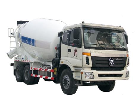 四川建机SCM5250GJBAU4混凝土搅拌运输车