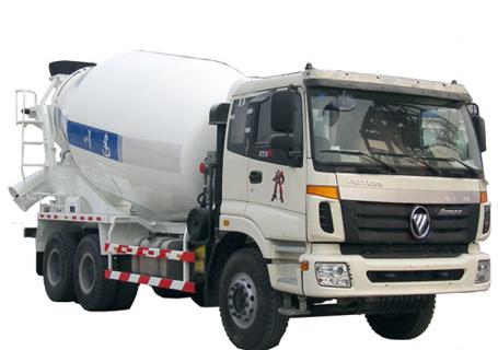 四川建机SCM5254GJBAU4混凝土搅拌运输车