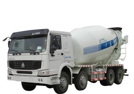 四川建机SCM5310GJBHO4混凝土搅拌运输车