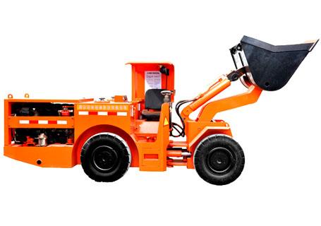 兴旺达XYWJ-0.6地下内燃铲运机