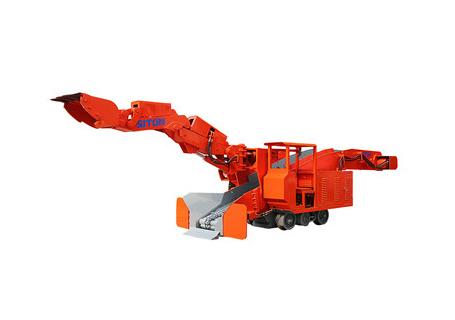 鑫通机械ZWY-80/30.75G轨轮式扒渣机