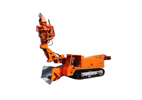 鑫通机械sjbpwytj三节臂破挖一体扒渣机