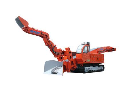 鑫通机械ltzy露天专用空调履带扒渣机