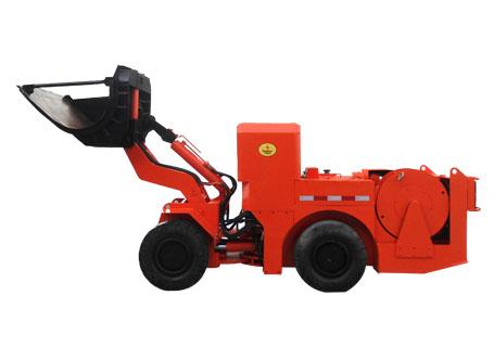 兴旺达XYWJD-0.6地下电动铲运机