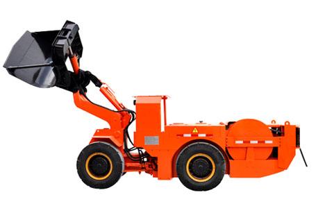 兴旺达XYWJD-1C地下电动铲运机