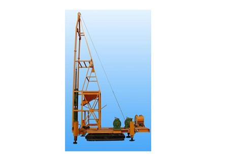 新钻KQ潜水式钻机图片