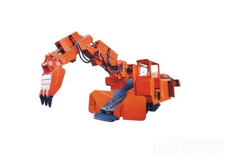 岩鼎科技LW-150/45G石门轨轮式扒渣机