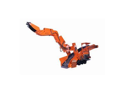 岩鼎科技LW-120轨轮式挖掘装载机