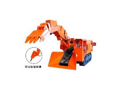 岩鼎科技ZWYmk-120多功能煤矿用挖掘式装载机