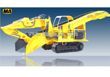 穿山机械ZWY-150/47.2L煤矿用挖掘式装载机