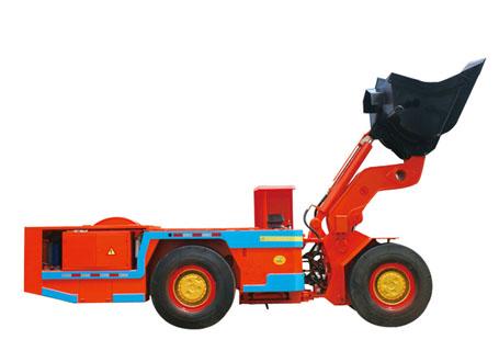 兴旺达XYWJD-3.5地下电动铲运机