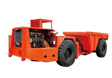 兴业机械XYUK-8地下运矿车