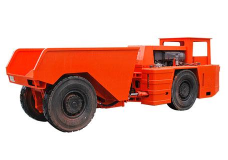 兴业机械XYUK-5地下运矿车