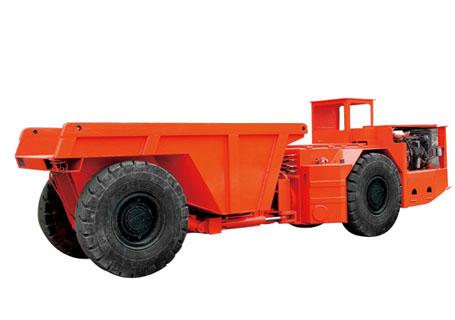 兴业机械XYUK-10地下运矿车