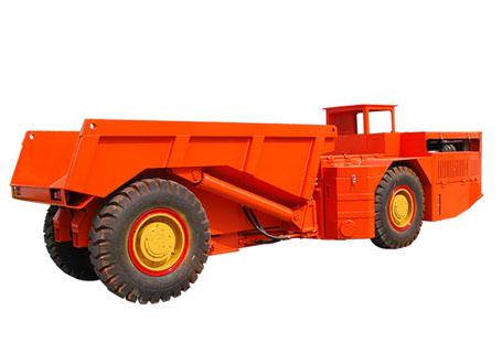 兴业机械XYUK-12地下运矿车