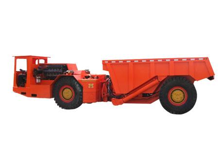 兴业机械XYUK-15地下运矿卡车
