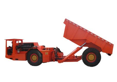 兴业机械XYUK-20刚性自卸卡车