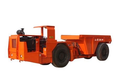 拓兴机电TXUK-10铰接式自卸卡车图片