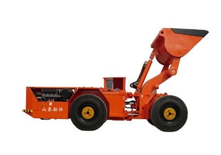 拓兴机电TXCY-3A柴油铲运机图片