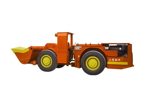 拓兴机电TXCY-2A柴油铲运机