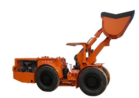 拓兴机电TXCY-0.75柴油铲运机图片